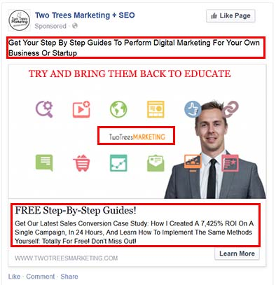 set up facebook retargeting campaign